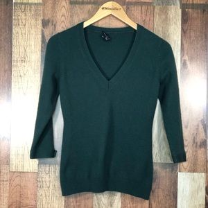 Theory cashmere sweater- small